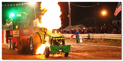 Alexander NY Truck and Tractor Pulls